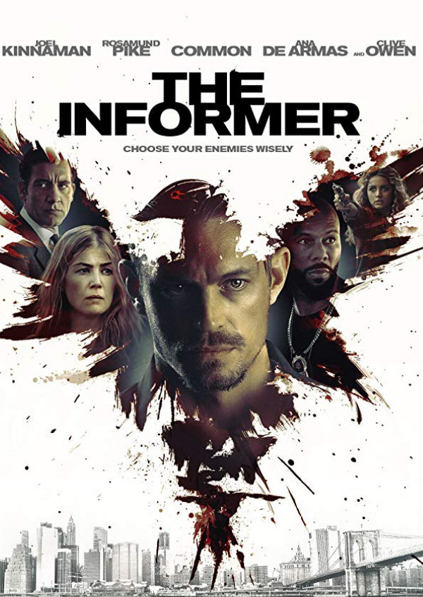 'The Informer' movie poster