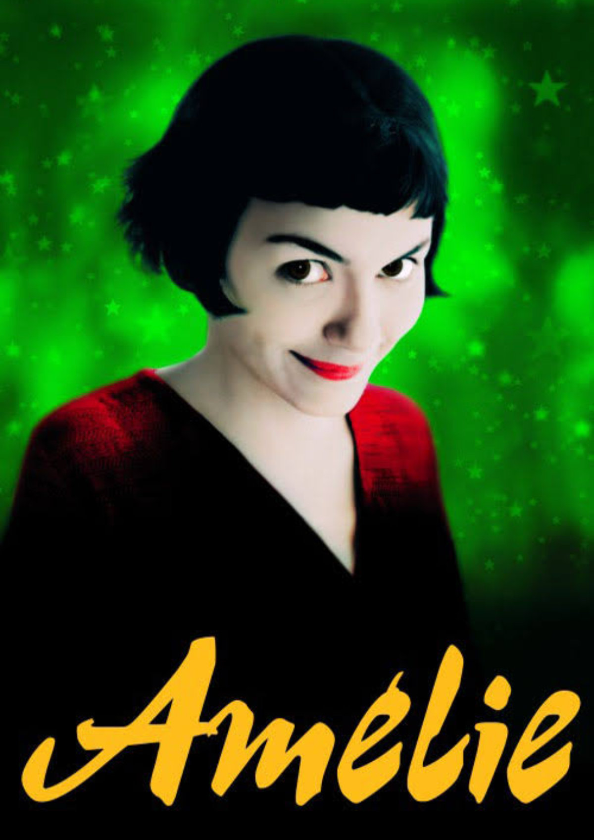 'Amelie' movie poster