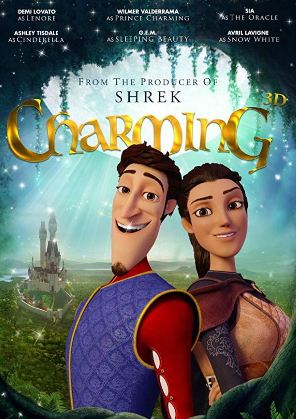 'Charming' movie poster