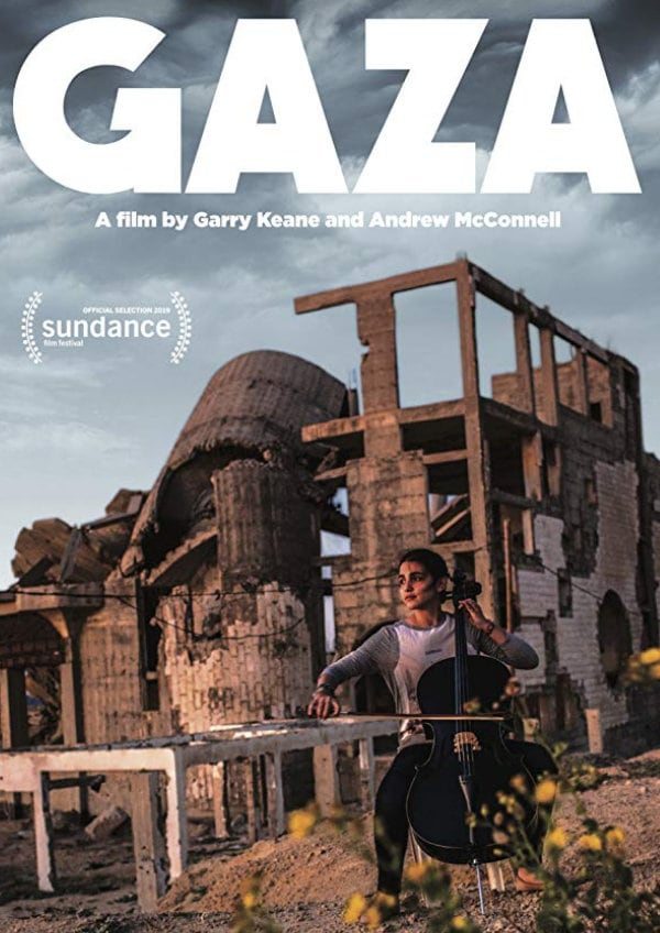 'Gaza' movie poster