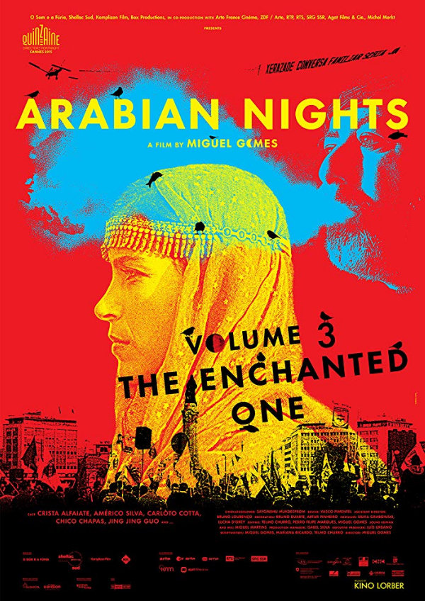 'Arabian Nights: Volume 3 - The Enchanted One' movie poster