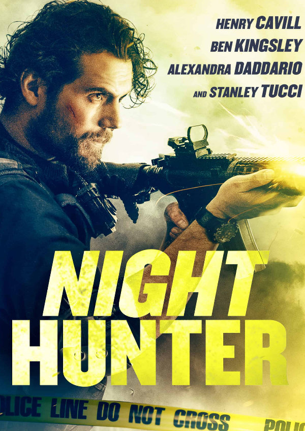'Night Hunter' movie poster