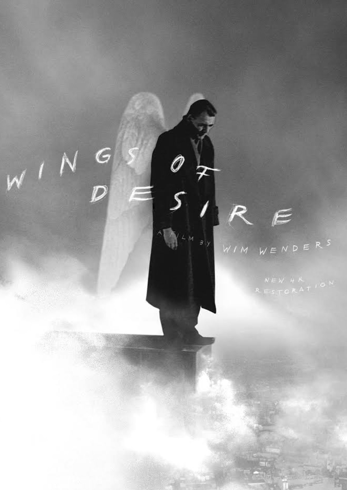 'Wings of Desire' movie poster