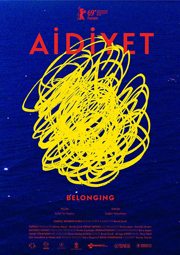 'Belonging (Aidiyet)' movie poster