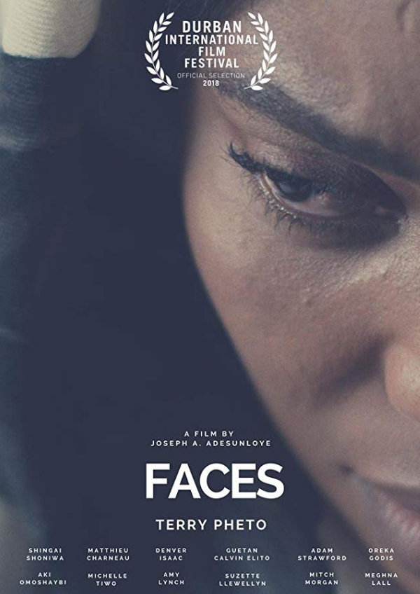 'Faces' movie poster