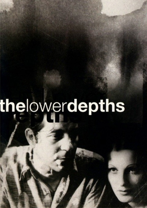 'The Lower Depths (Les Bas-Fonds)' movie poster