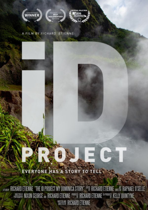 'The iD Project - My Dominica Story' movie poster