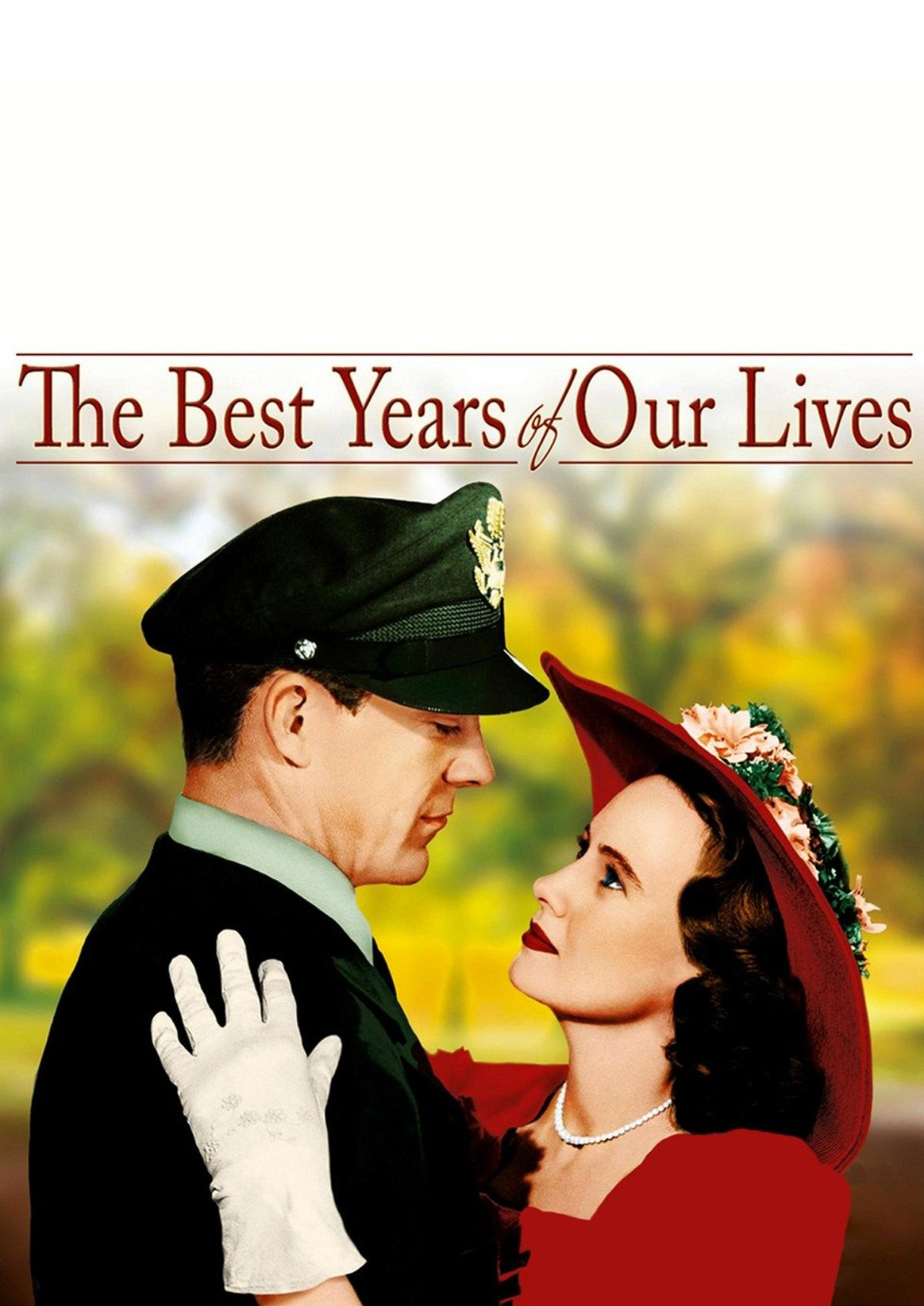 'The Best Years of Our Lives' movie poster