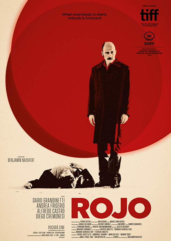 'Rojo' movie poster