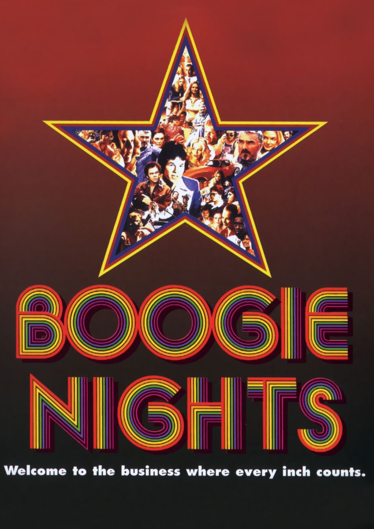 pornography career of a young man and the importance and complications of family in boogie nights a