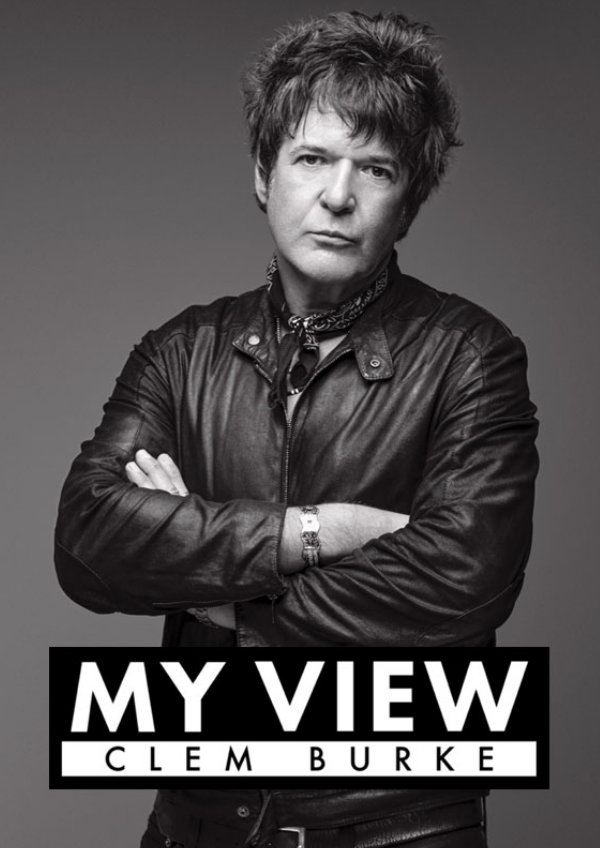 'My View: Clem Burke' movie poster