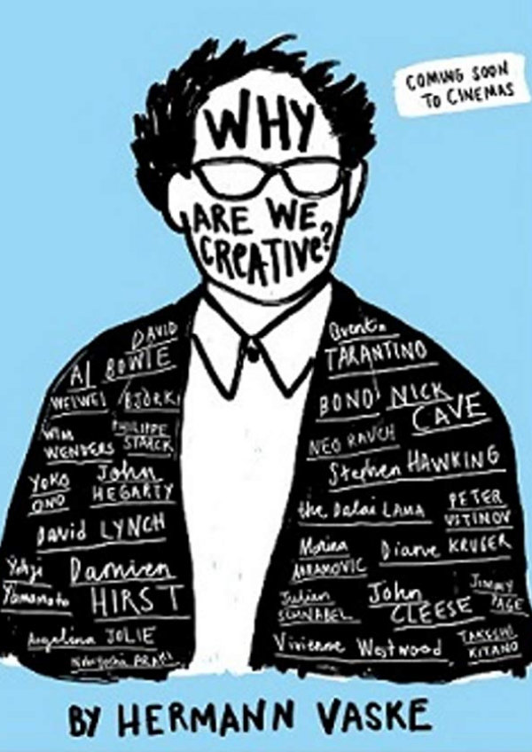 'Why Are We Creative?' movie poster
