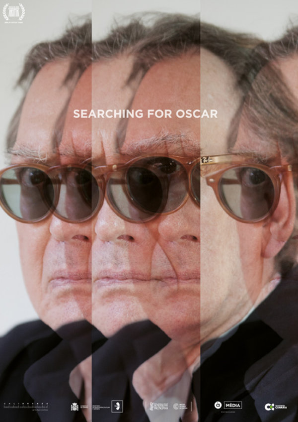 'Searching for Oscar' movie poster