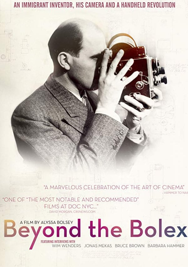 'Beyond the Bolex' movie poster
