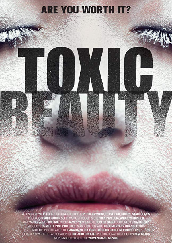 'Toxic Beauty' movie poster