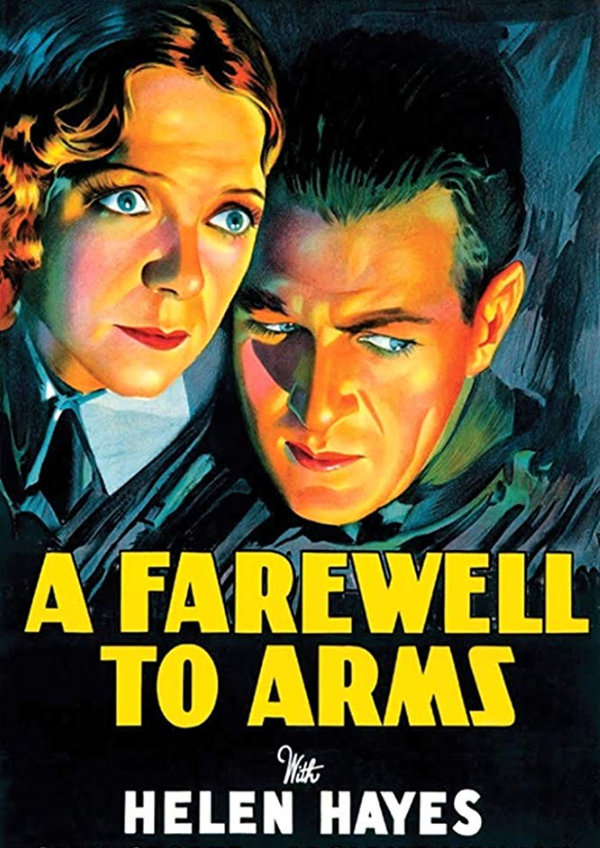 'A Farewell To Arms' movie poster