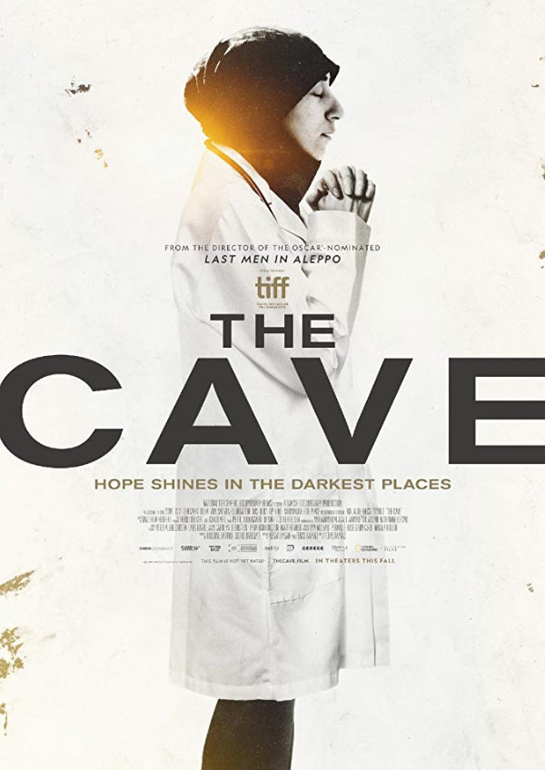 'The Cave' movie poster