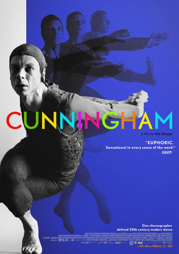 'Cunningham' movie poster