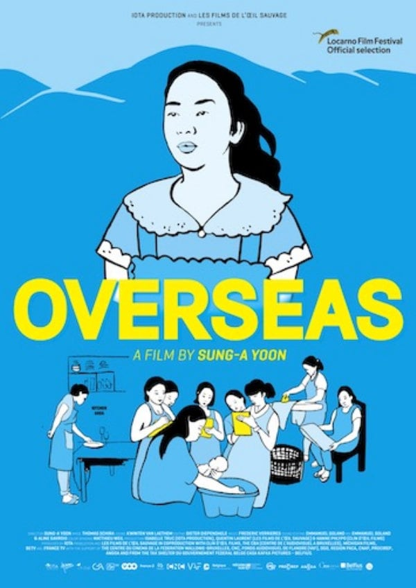 'Overseas' movie poster