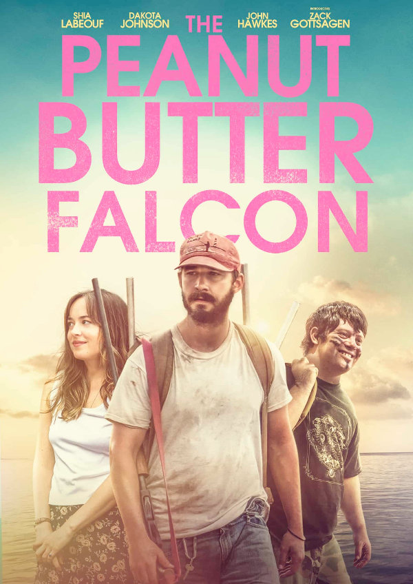 'The Peanut Butter Falcon' movie poster