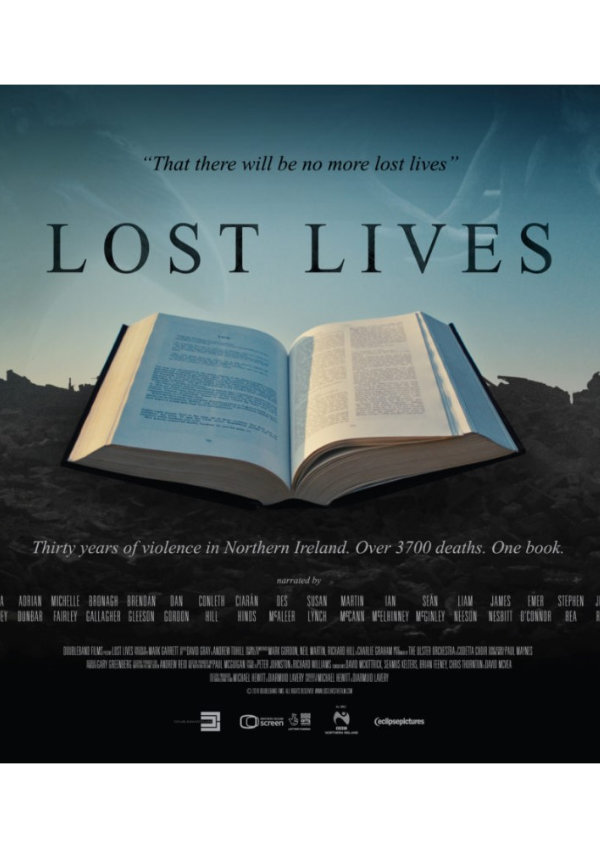 'Lost Lives' movie poster