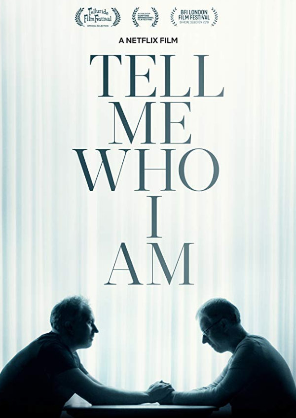 'Tell Me Who I Am' movie poster
