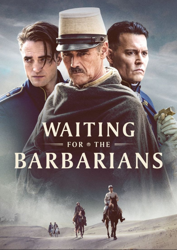 'Waiting for the Barbarians' movie poster