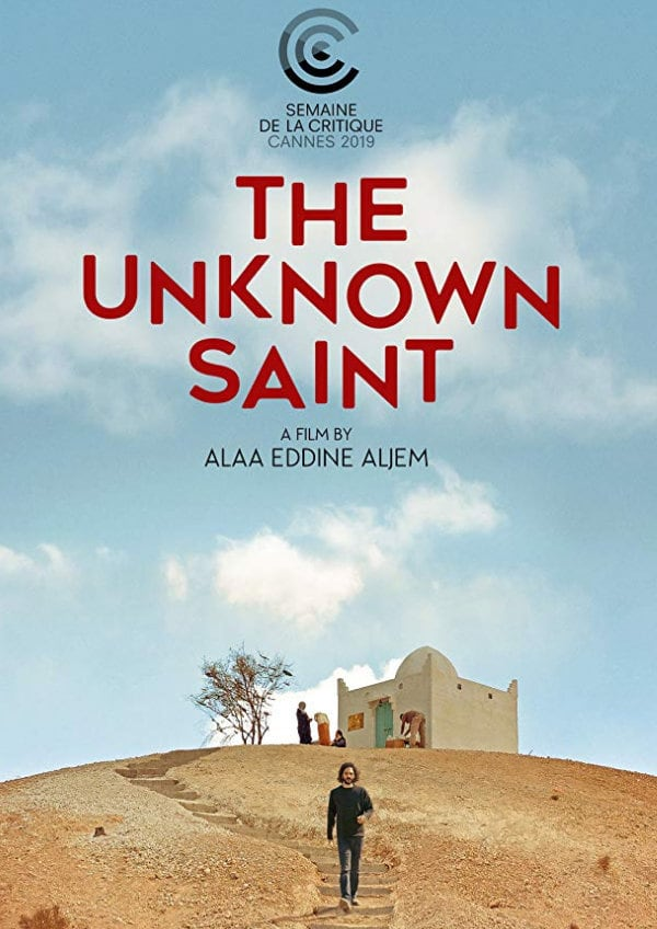 'The Unknown Saint' movie poster