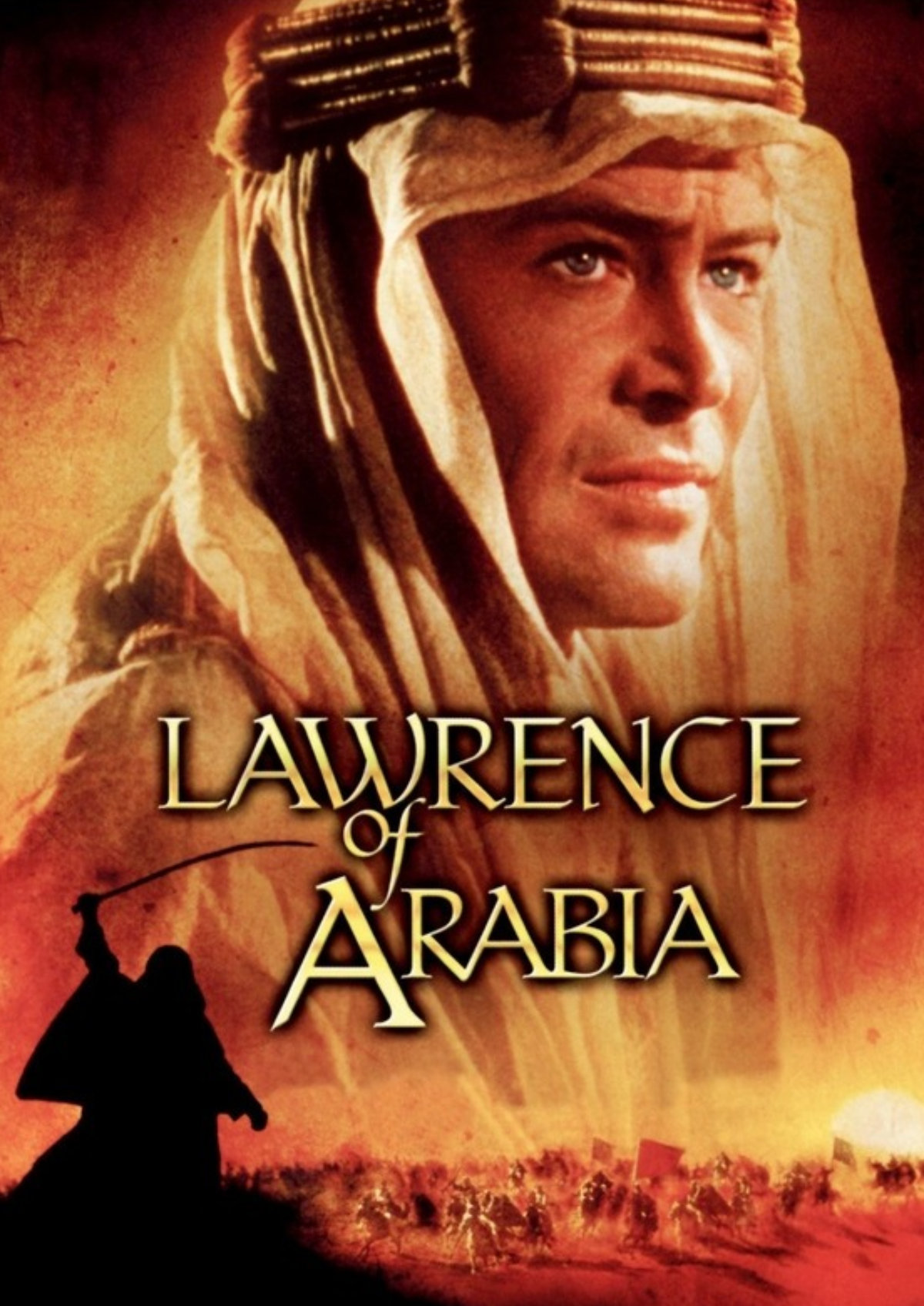 'Lawrence of Arabia' movie poster