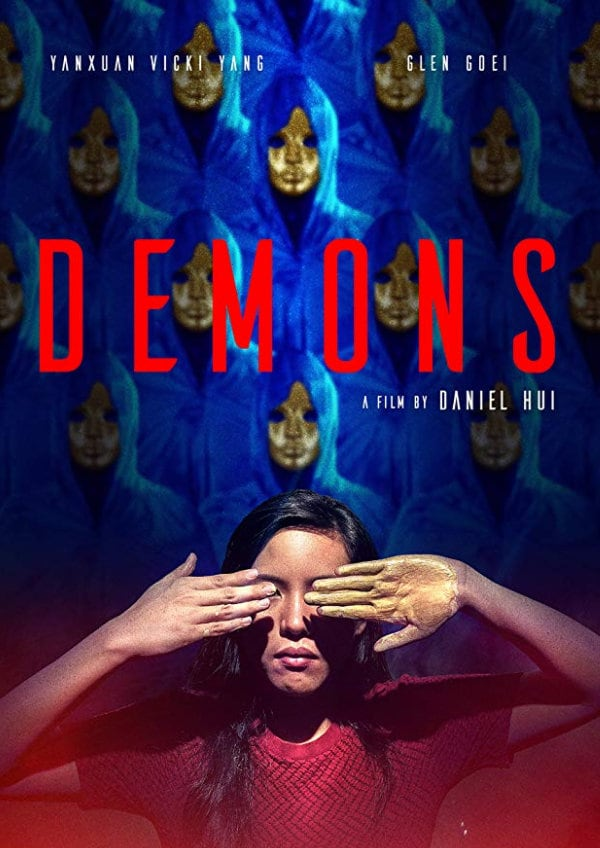 'Demons' movie poster