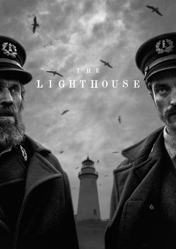 'The Lighthouse' movie poster