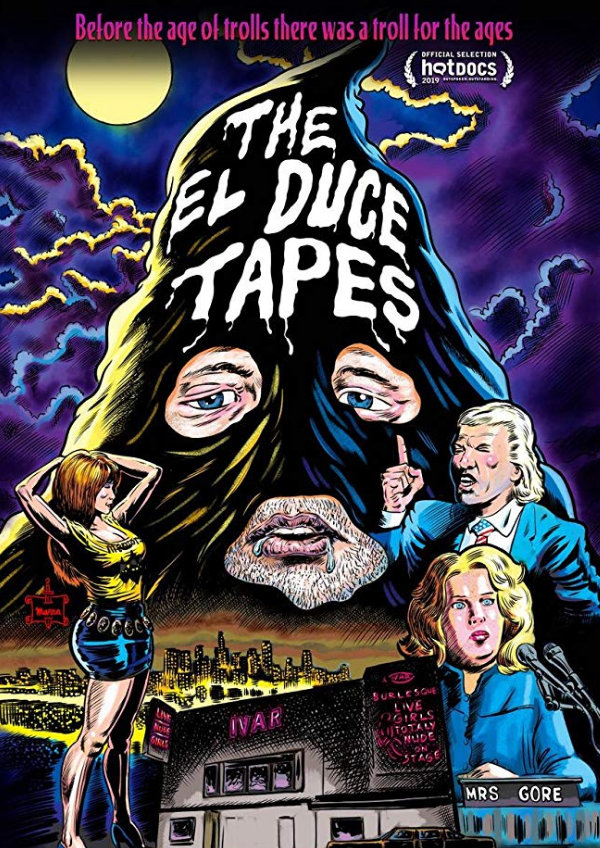 'The El Duce Tapes' movie poster