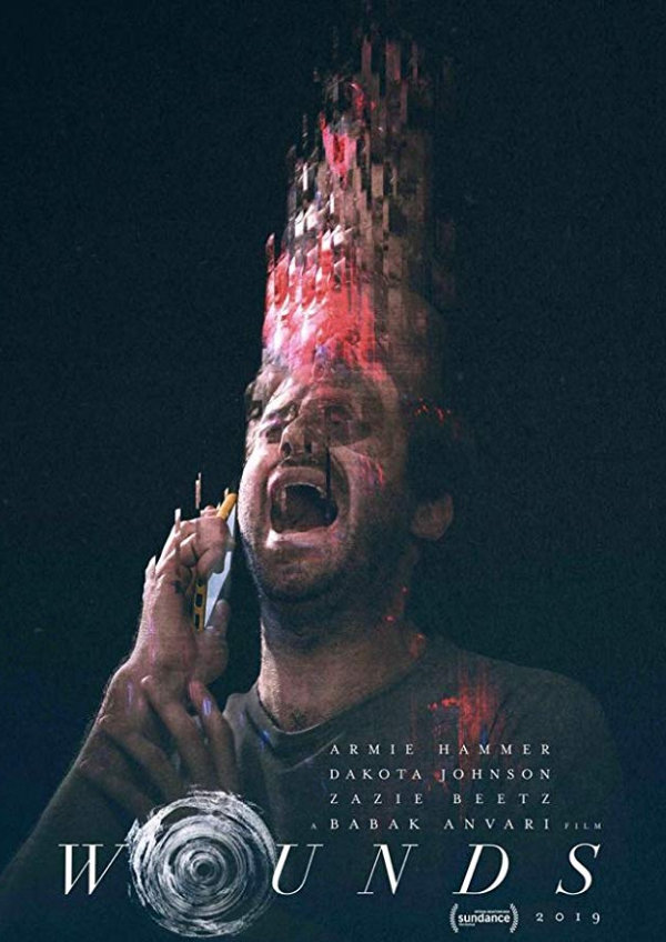 'Wounds' movie poster