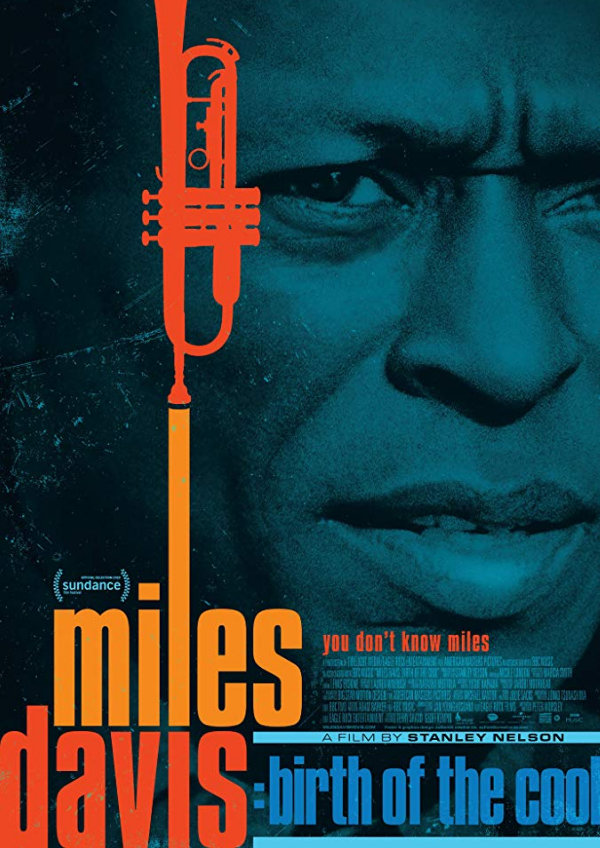 'Miles Davis: Birth of the Cool' movie poster