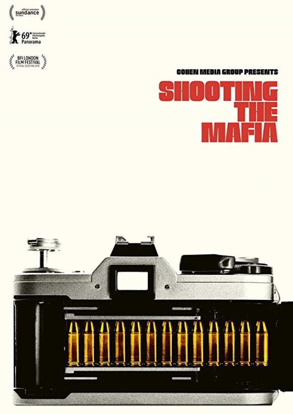 'Shooting The Mafia' movie poster