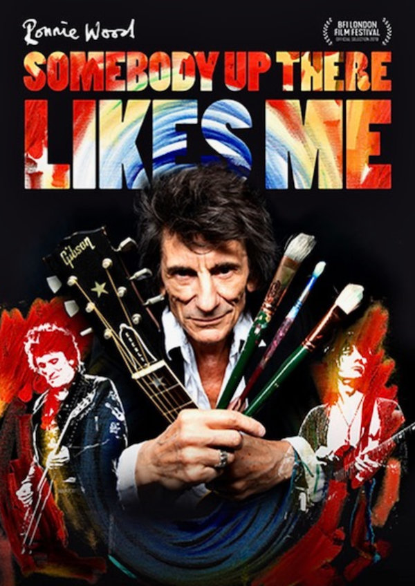 'Somebody Up There Likes Me' movie poster