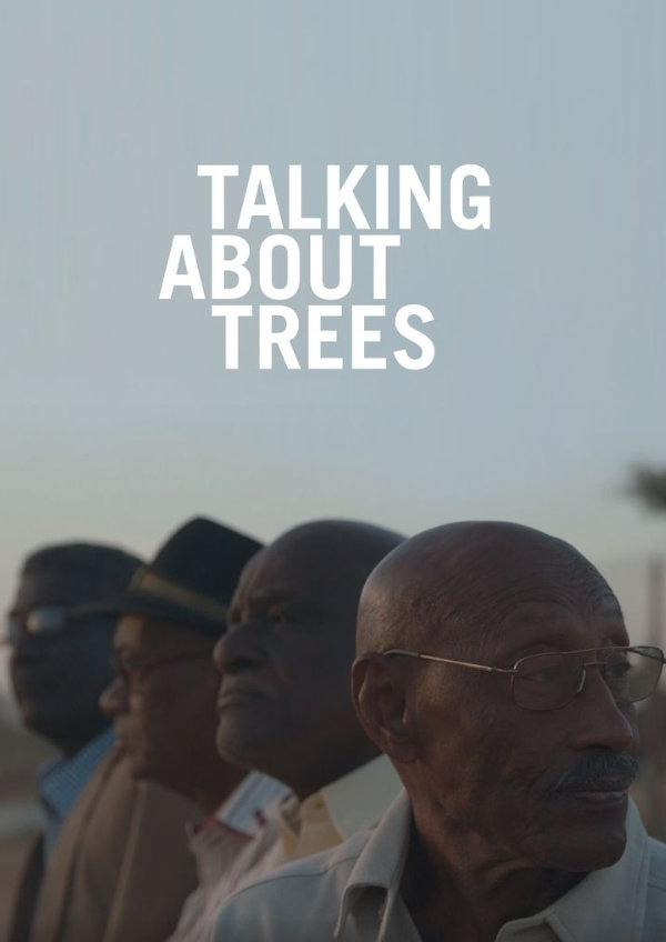 'Talking About Trees' movie poster