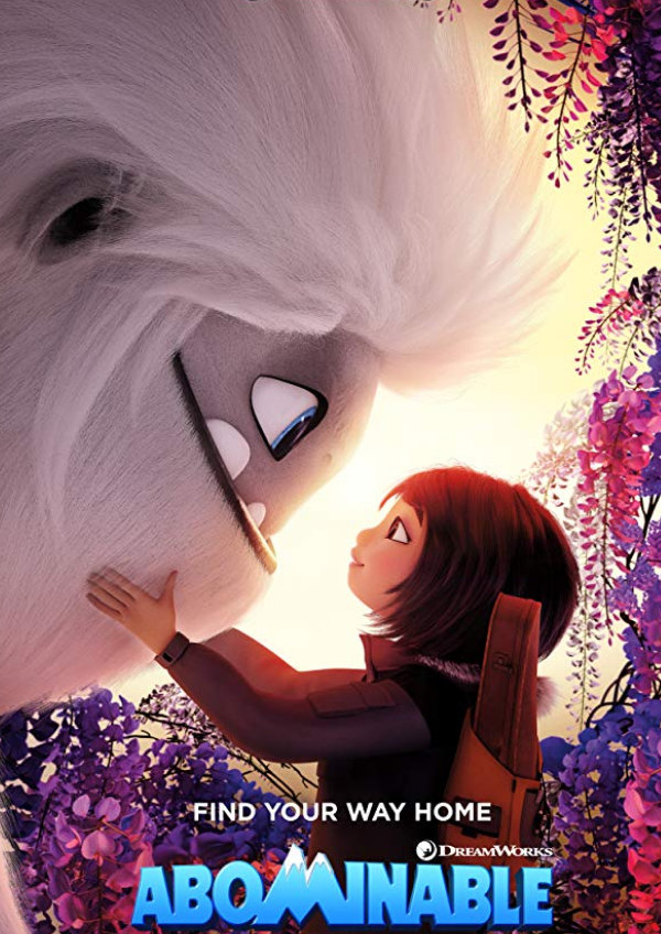 'Abominable' movie poster
