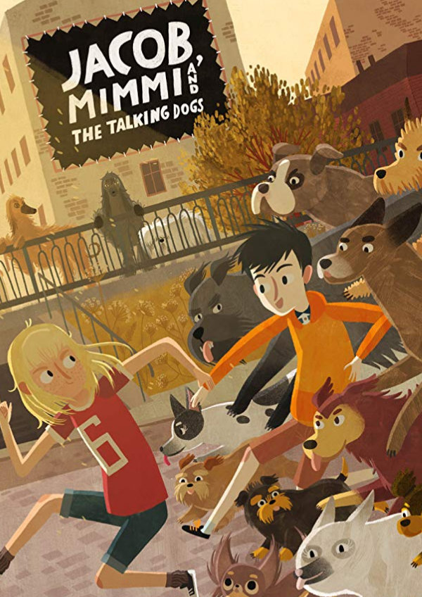 'Jacob, Mimmi and the Talking Dogs' movie poster