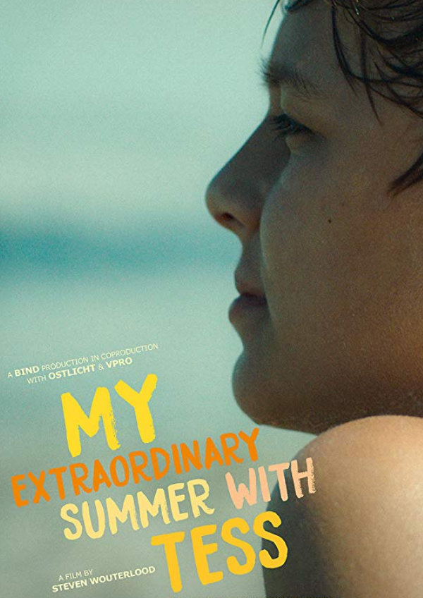 'My Extraordinary Summer with Tess' movie poster