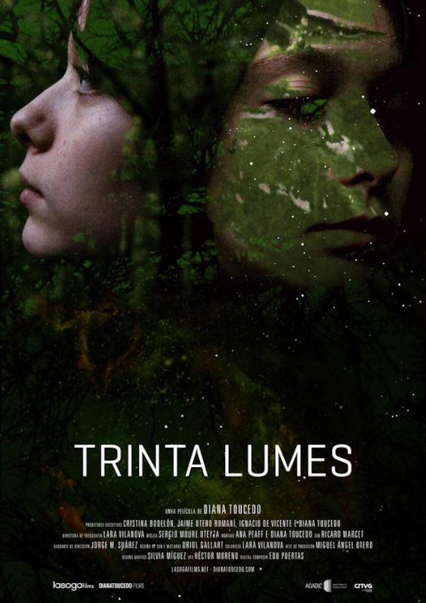 'Thirty Souls (Trinta Lumes)' movie poster