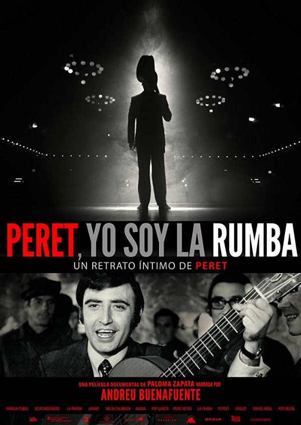 'Peret: My Name Is Rumba (Yo Soy La Rumba)' movie poster