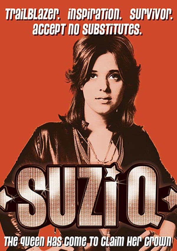 'Suzi Q' movie poster