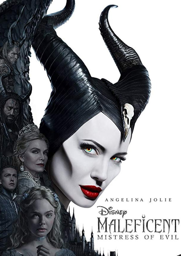 'Maleficent: Mistress of Evil' movie poster