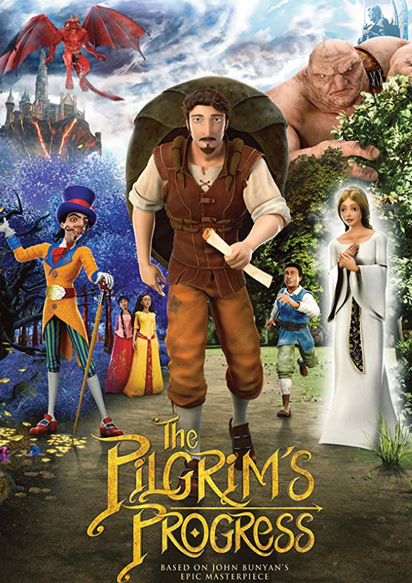'The Pilgrim's Progress' movie poster