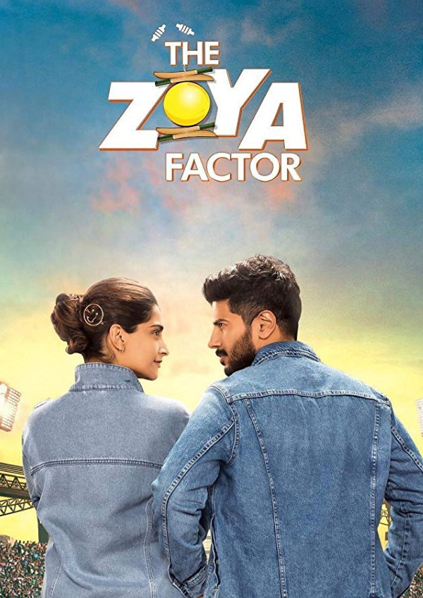 'The Zoya Factor' movie poster