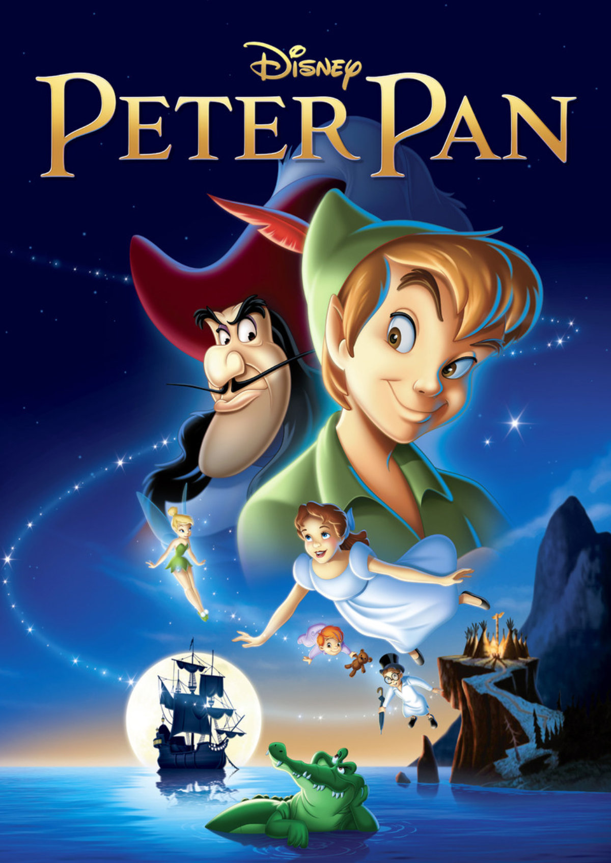 'Peter Pan' movie poster