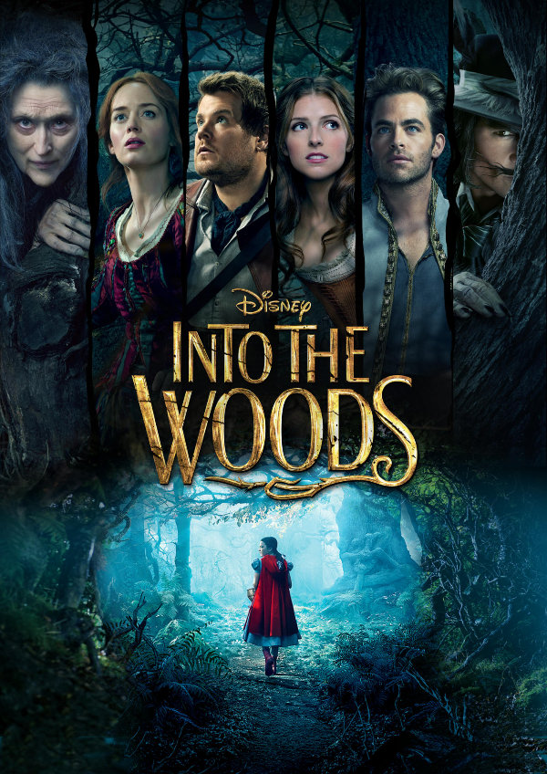 'Into the Woods' movie poster