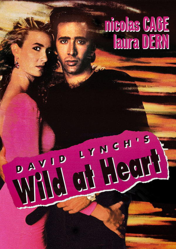 'Wild At Heart' movie poster