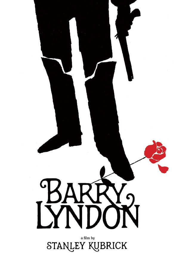 'Barry Lyndon' movie poster